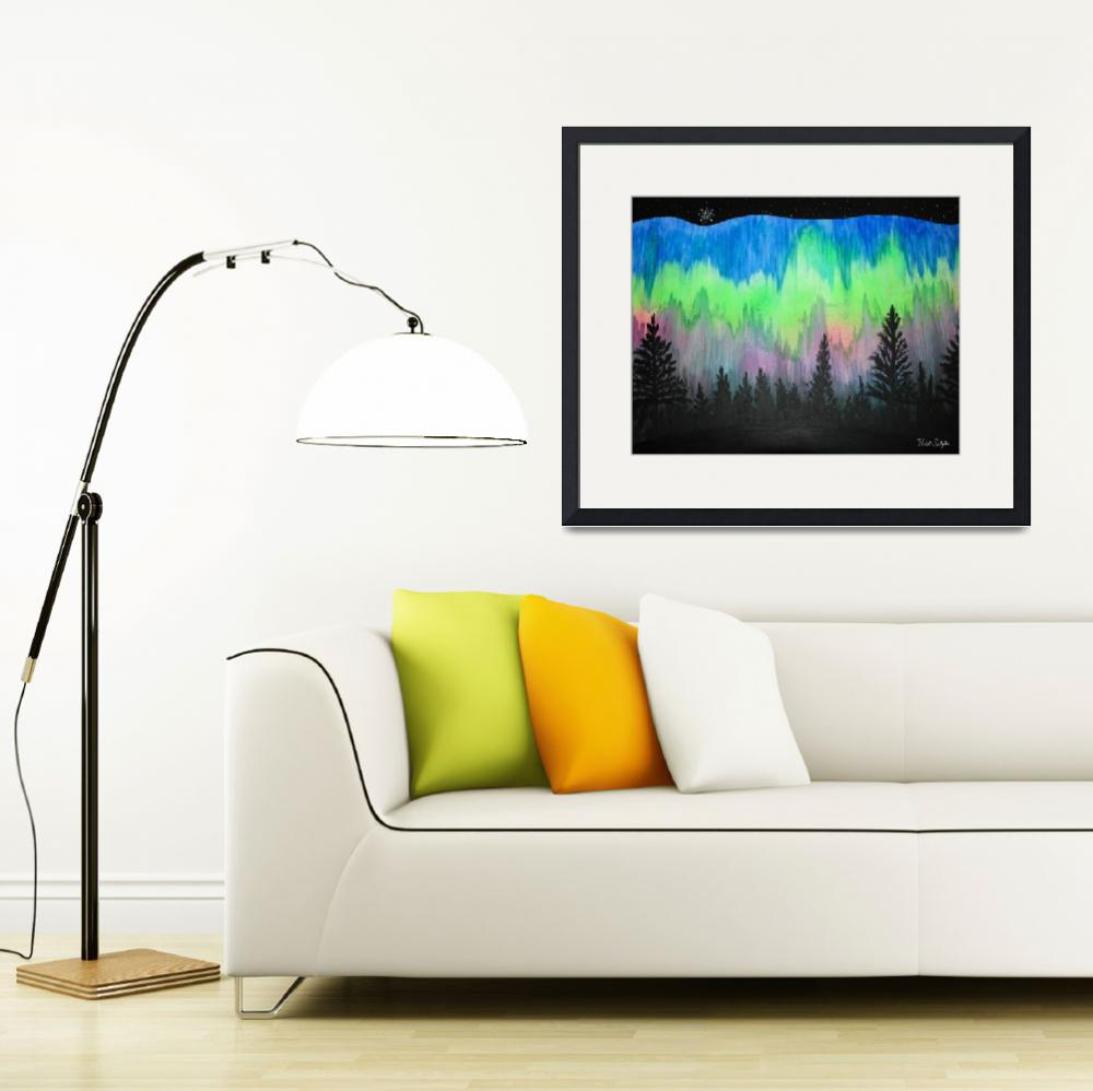 """""""Electric Night&quot  (2011) by HYD"""