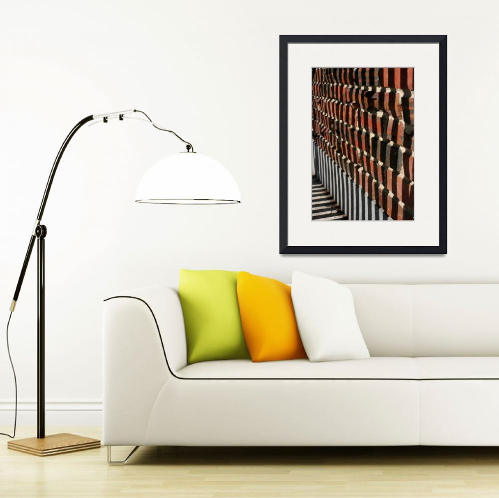 """""""brick wall&quot  by photoclave"""