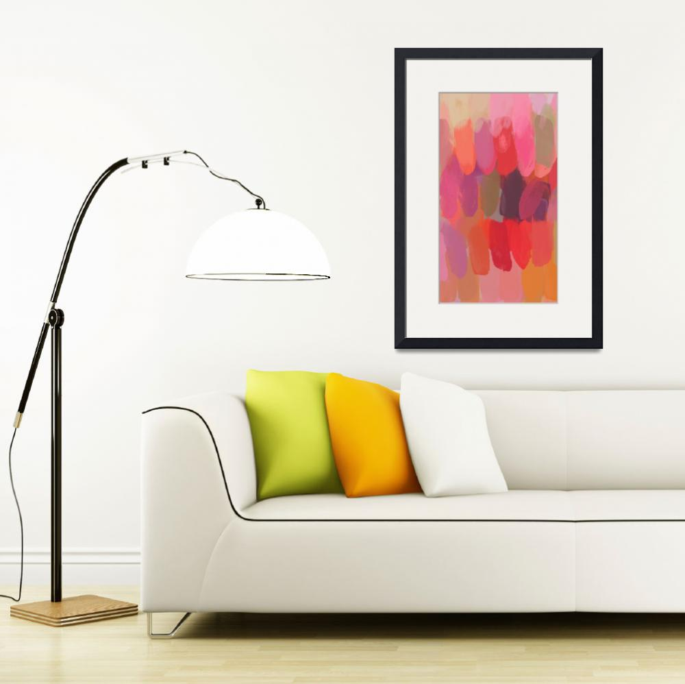 """""""ORL-6923-2  Mix of Colors 1&quot  by Aneri"""