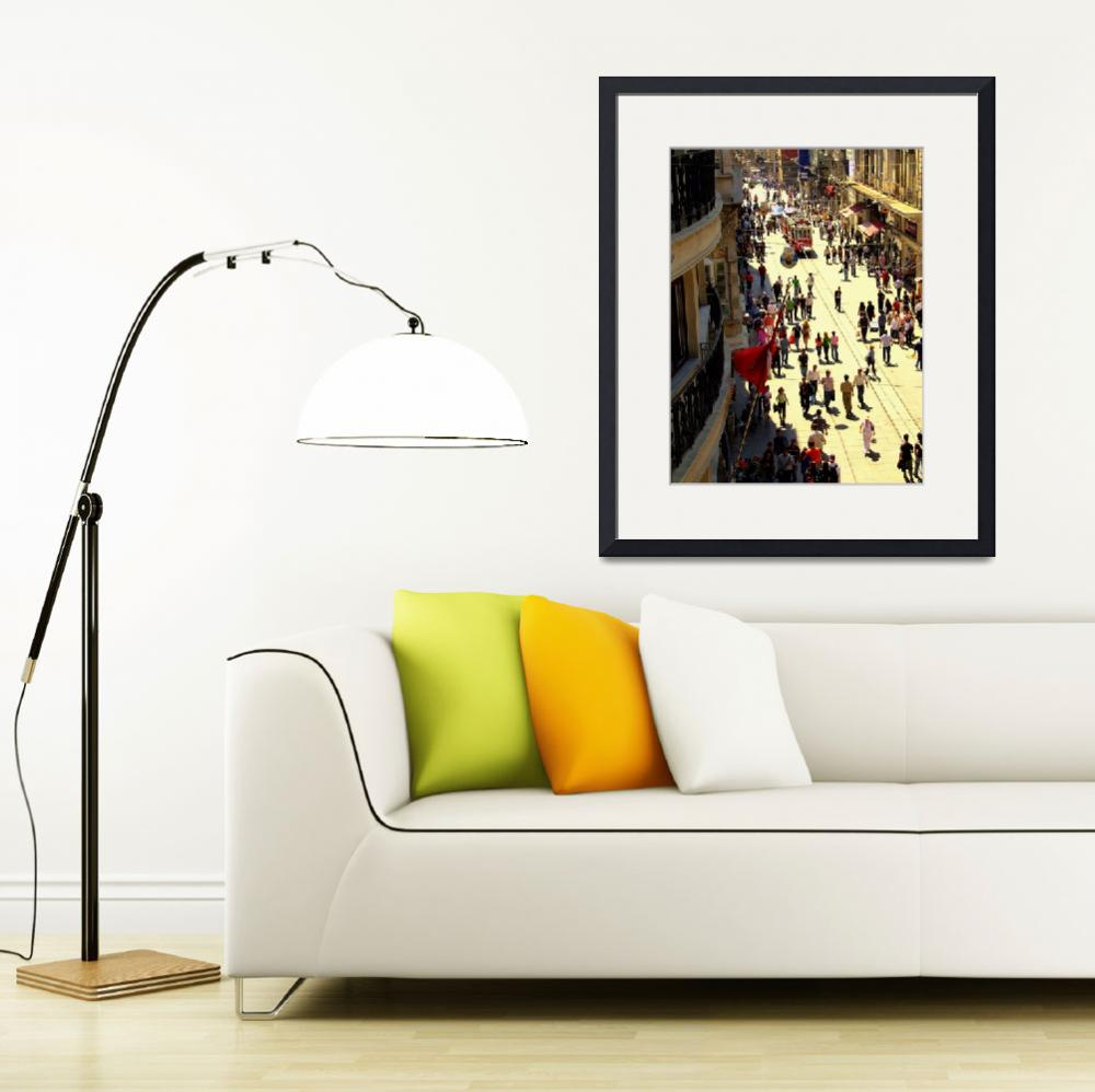 """""""İstiklal Avenue&quot  by robino"""