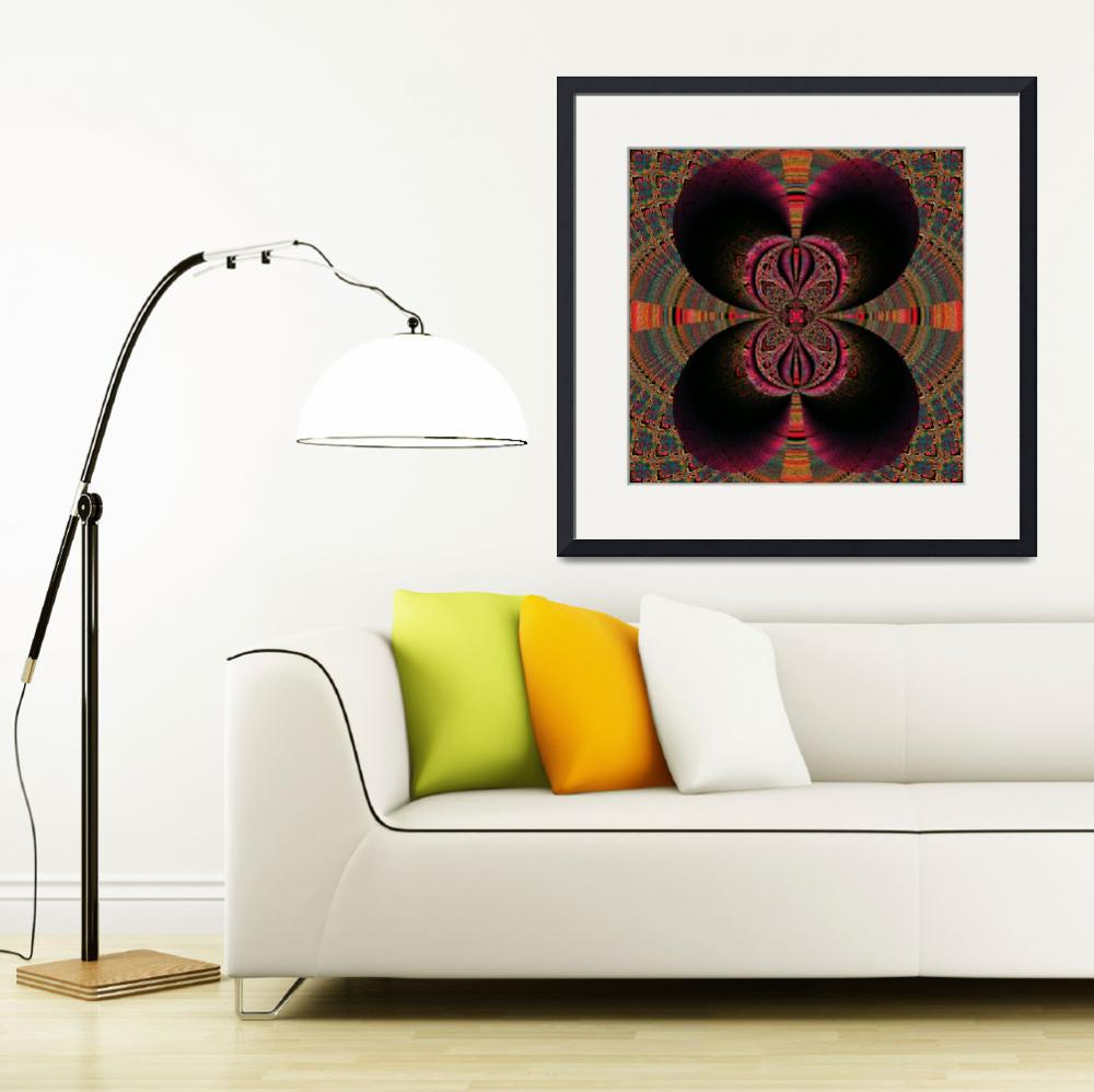 """""""Butterfly&quot  (2014) by LJdesigns"""