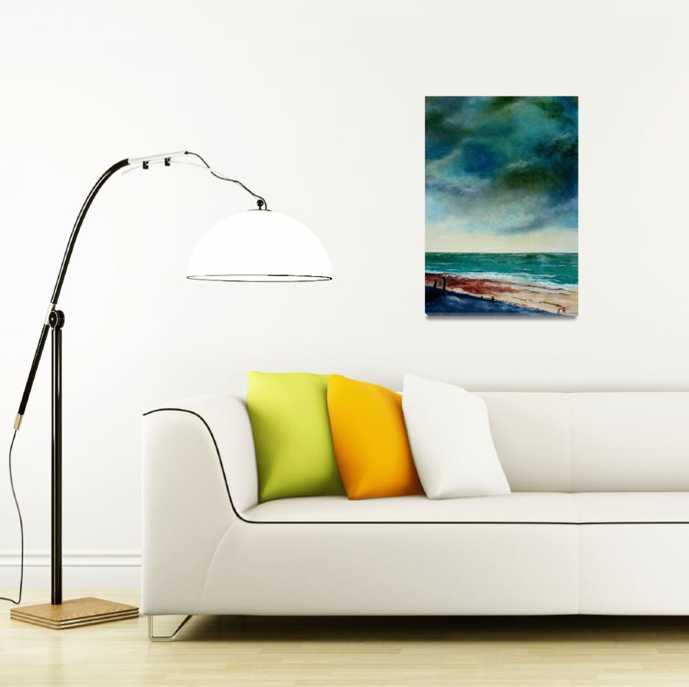 """seascape""  by pol"
