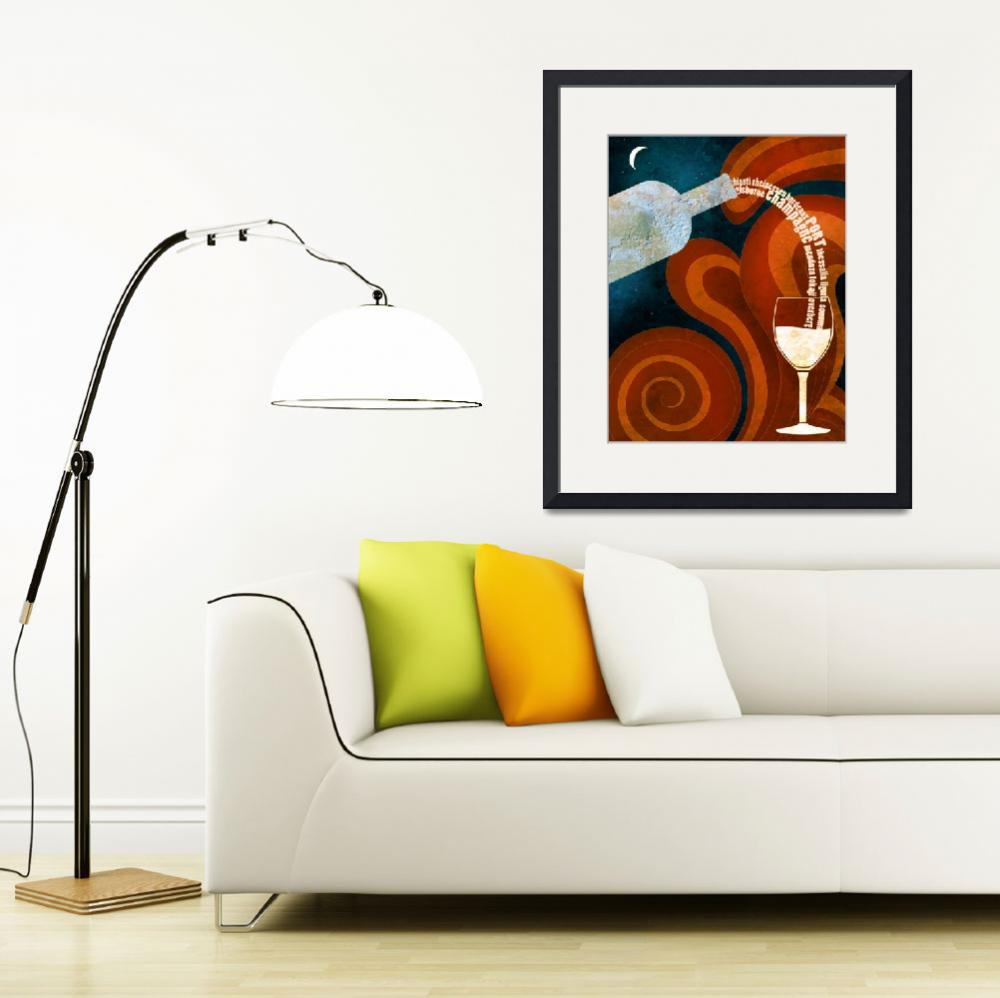 """""""Pouring Wine""""  (2010) by BenjaminBay"""