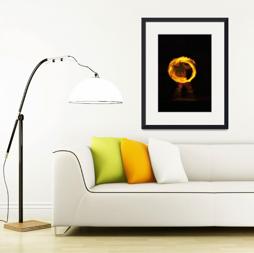 """""""Ring of Fire&quot  (2011) by Dawsonimages"""