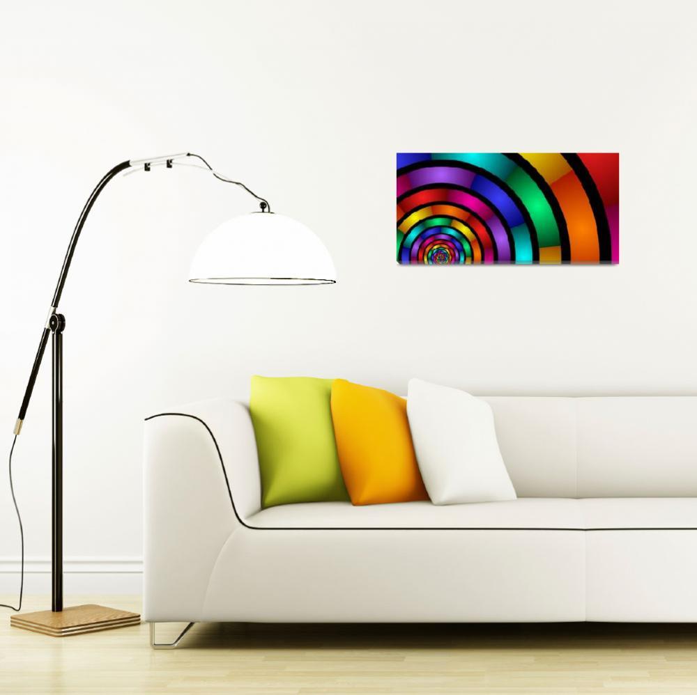 """Neon Colors""  (2010) by gabiw"