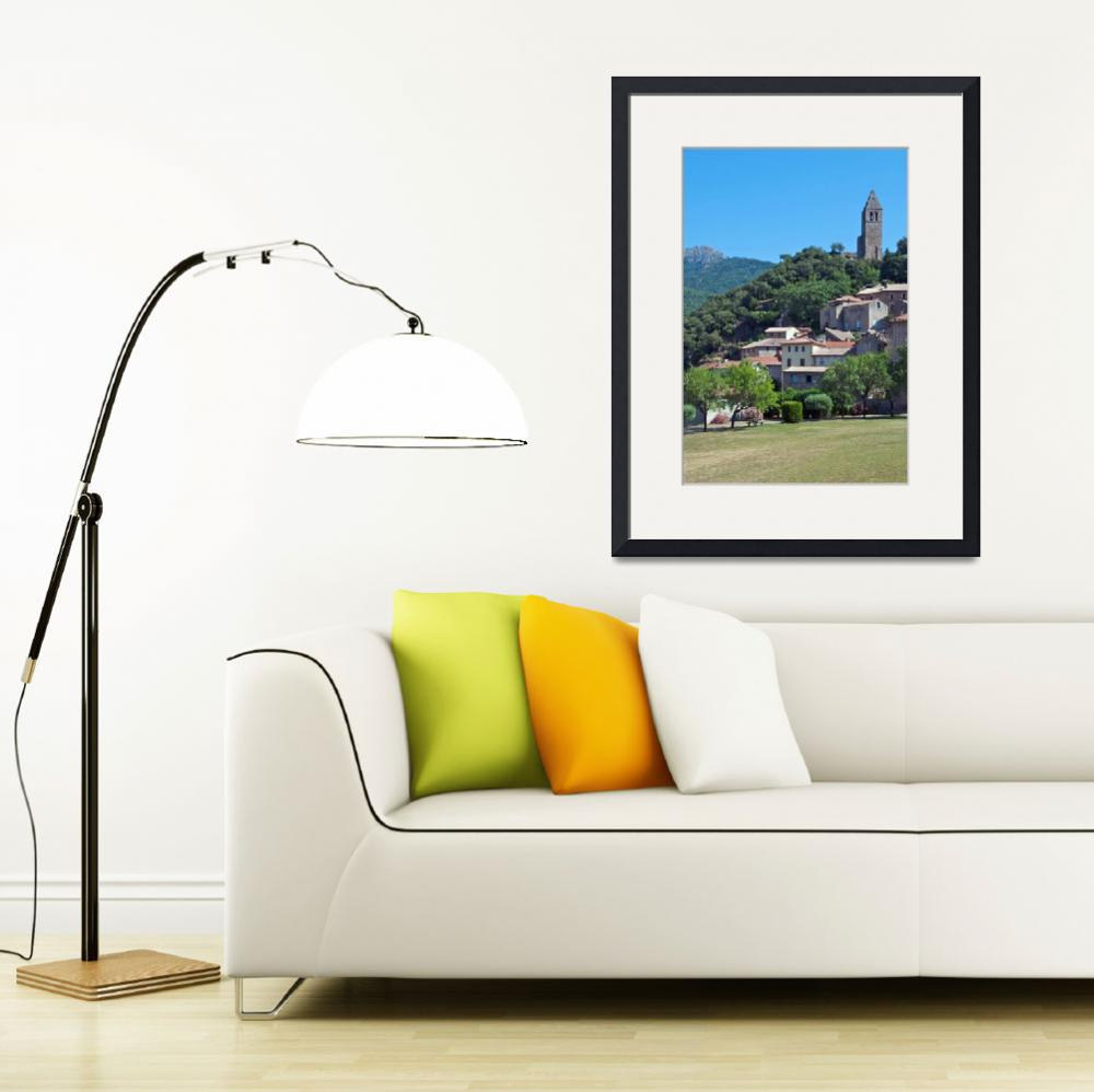 """""""Olargues&quot  (2009) by ImageArt-Photography"""