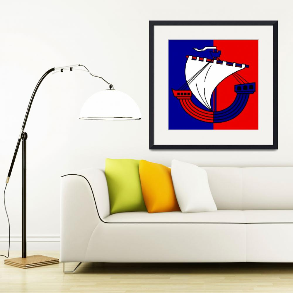 """""""Inspired by the Vessel from the coat of arms and..&quot  by Lonvig"""