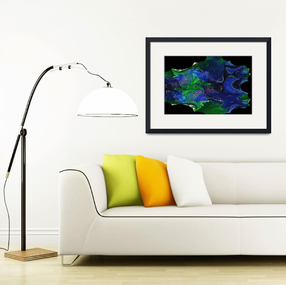 """""""A piece of Seaweed&quot  (2012) by MuirArt"""