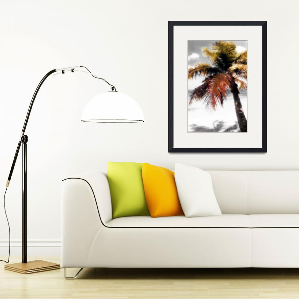"""""""Colorful Palm Hand Color&quot  by Cynthia_Burkhardt"""