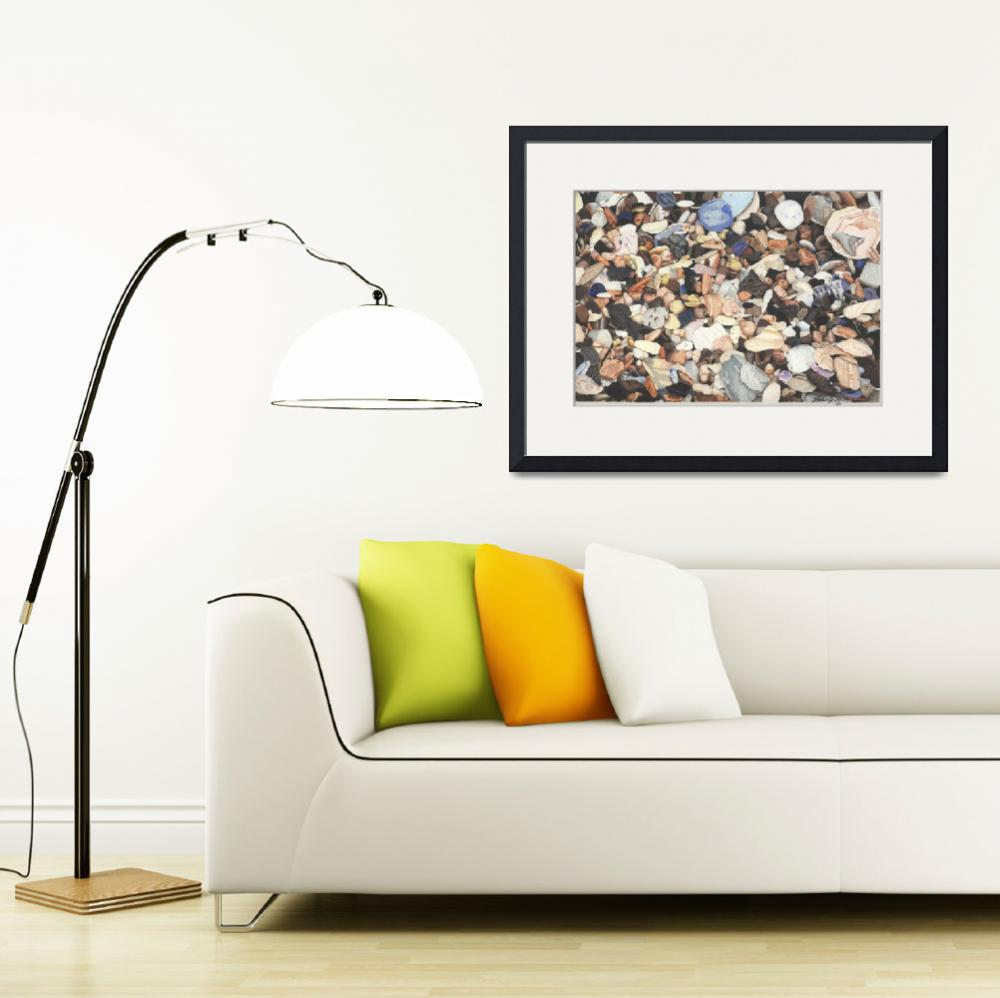 """""""seashells_on_the_seashore&quot  by SherieKGriffith"""