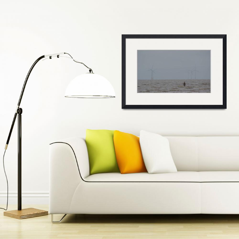 """Crosby Beach (3)&quot  (2008) by joannetopping"