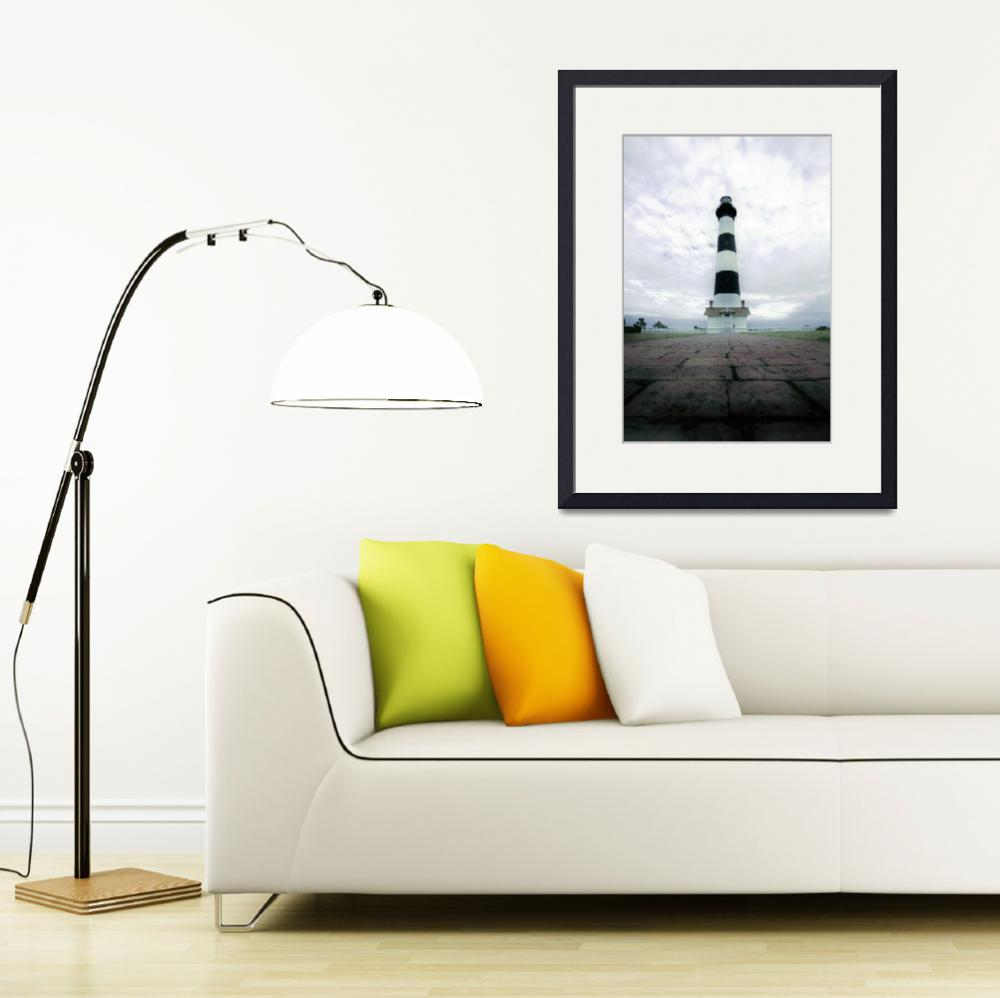 """bodie island lighthouse""  (2008) by digidreamgrafix"