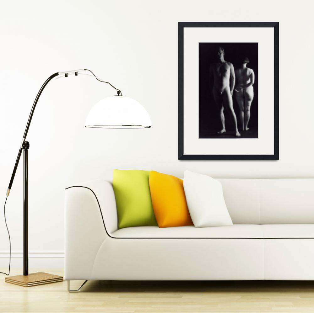 """""""adam and eve""""  by artificialink"""