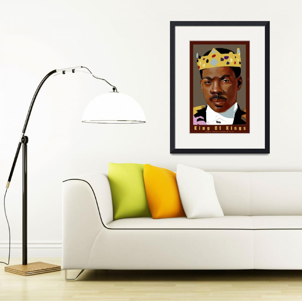 """""""COMINGTOAMERICA&quot  by Flyvisual"""