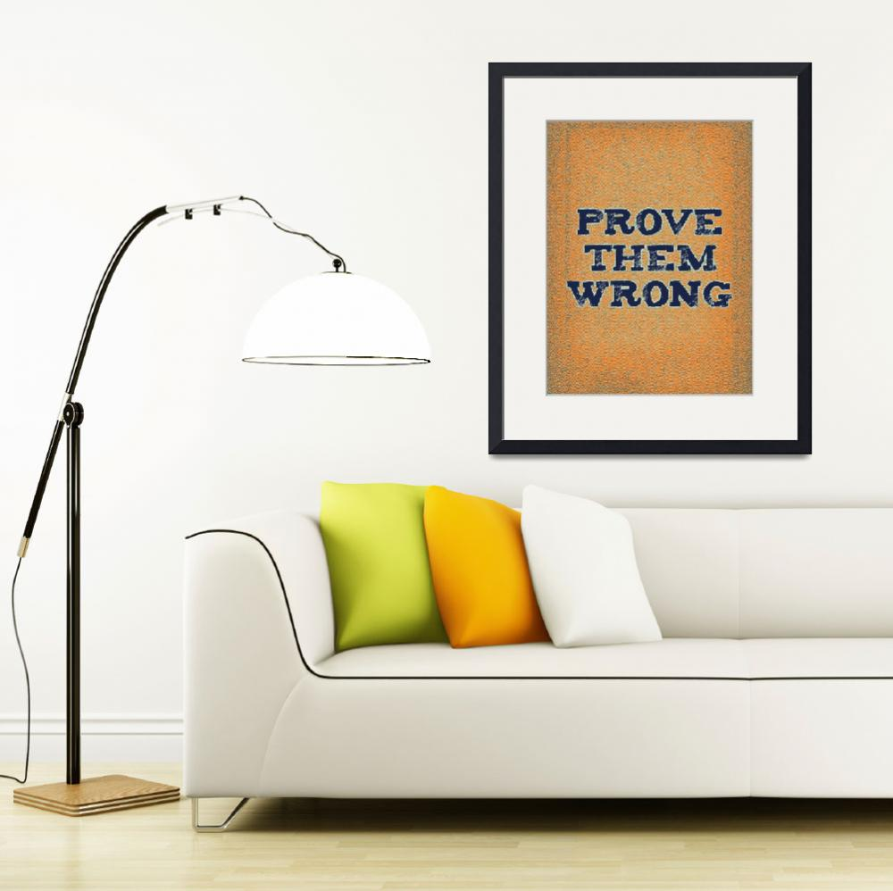 """""""Motivational - prove them wrong 2a&quot  by motionage"""