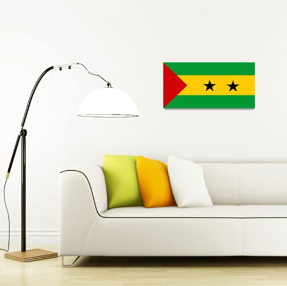 """""""Sao Tome and Principe&quot  by tony4urban"""