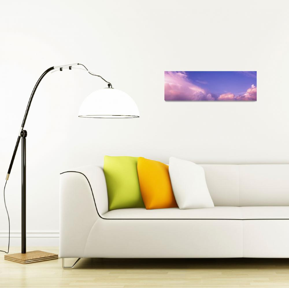 """""""Low angle view of clouds&quot  by Panoramic_Images"""