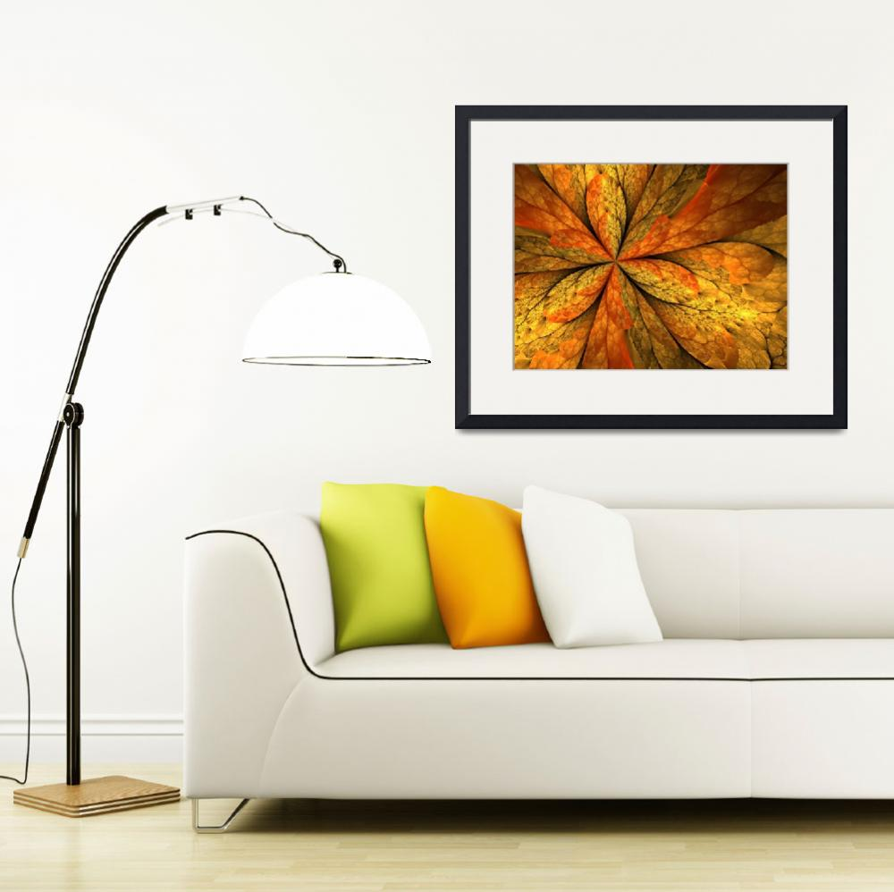 """""""A Feeling of Autumn&quot  (2014) by gabiw"""