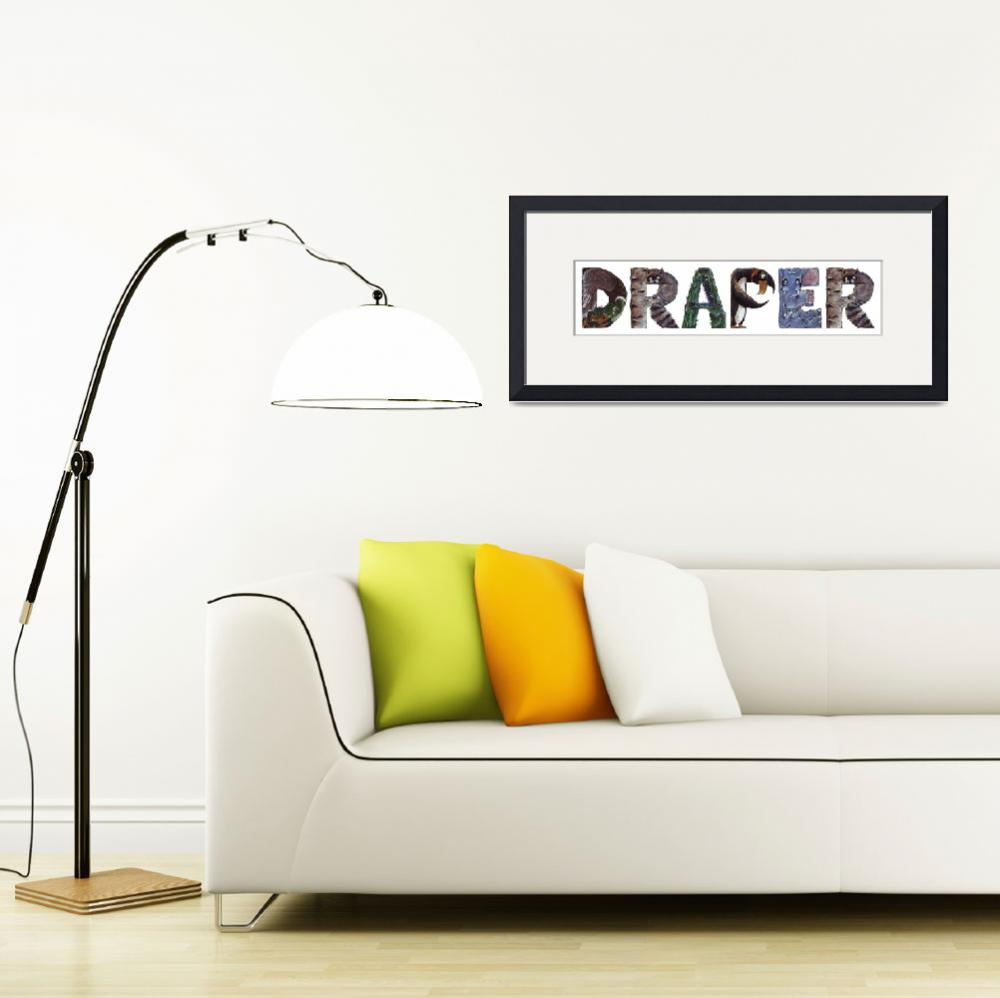 """""""Draper&quot  by animalsoup"""