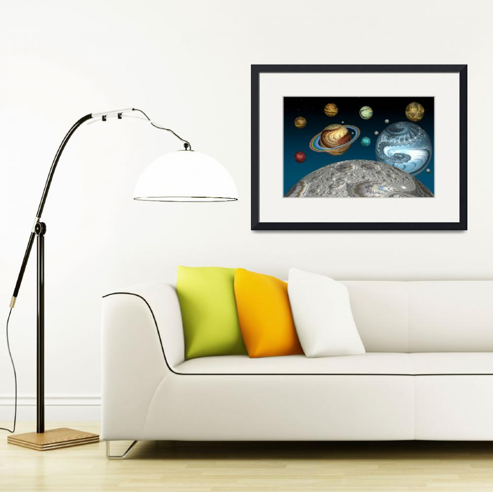 """""""To The Moon And Beyond""""  by StevePurnell"""
