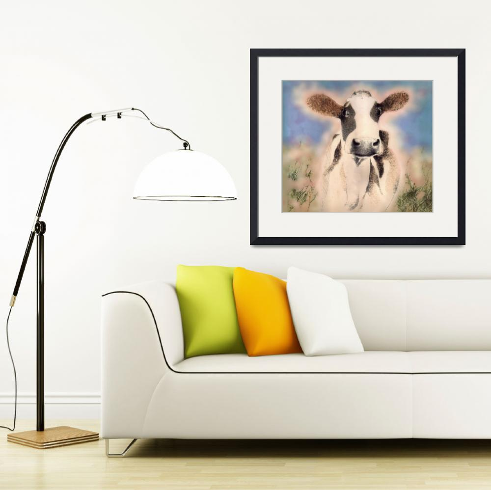 """""""cow&quot  by MichaelGodey"""