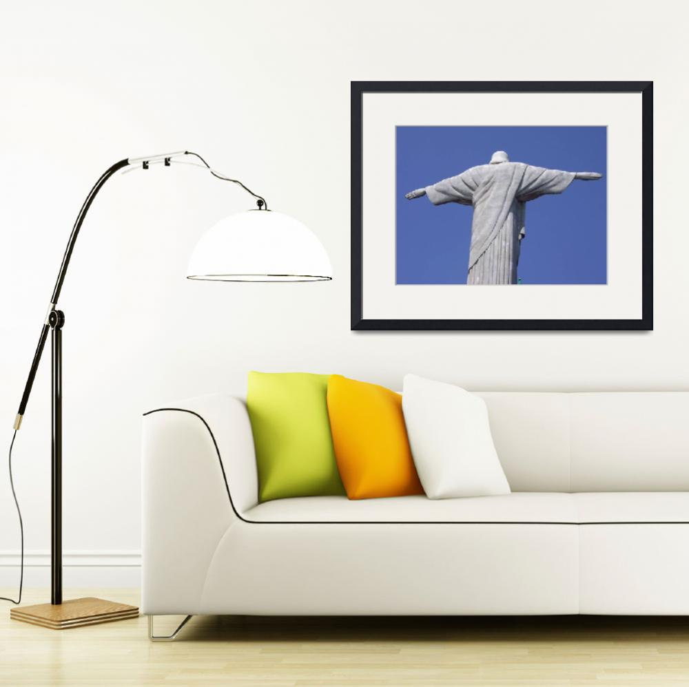 """""""Cristo Redentor&quot  (2010) by JosphineB"""