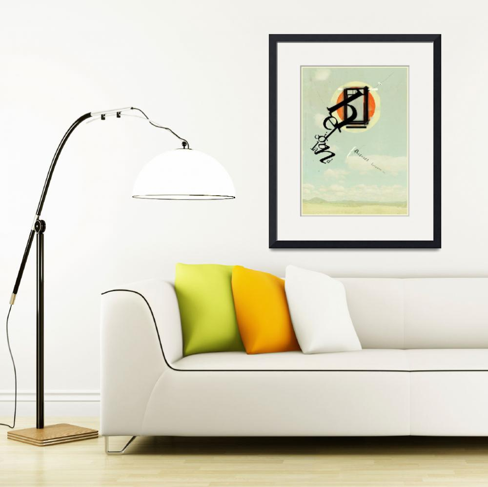 """""""Heligoland Poster&quot  by Pascal"""