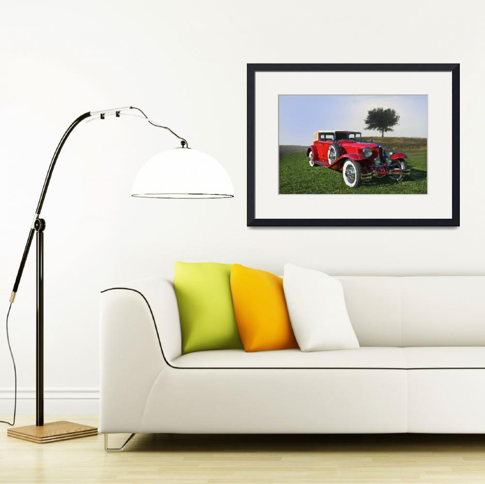 """""""1931 Cord L29 Convertible Sedan&quot  by FatKatPhotography"""