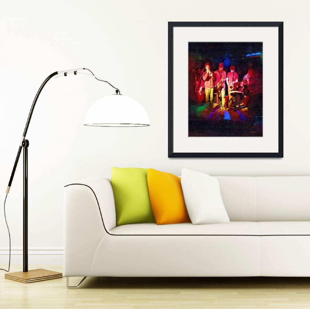 """""""Sultans of Swing&quot  (2013) by RCdeWinter"""