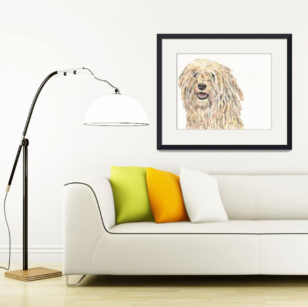 """Cru the Canoeing Corded Puli&quot  (2014) by Designomel"