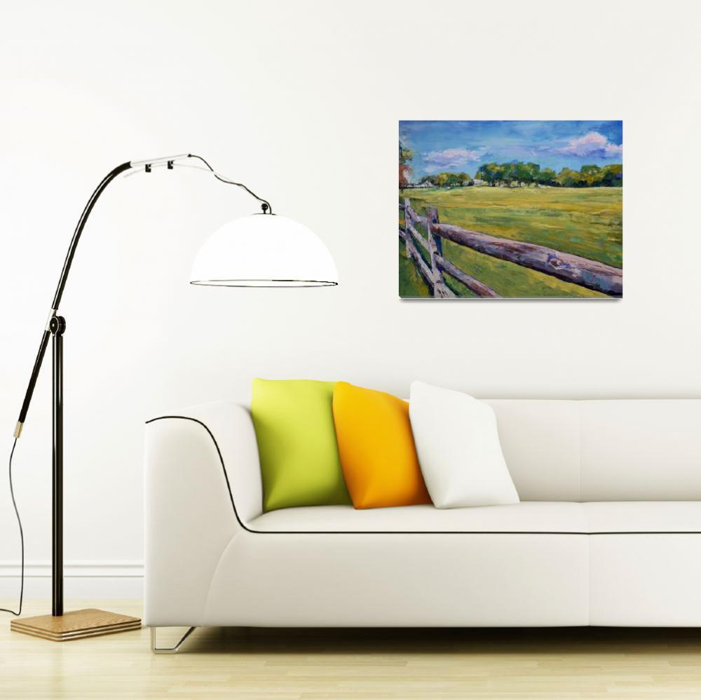"""Pennsylvania Farm""  by creese"