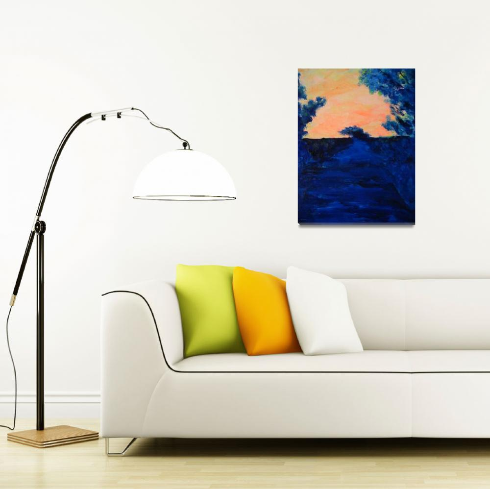 """Sunrise at Torrey Pines Reserve by RD Riccoboni™""  (2009) by RDRiccoboni"