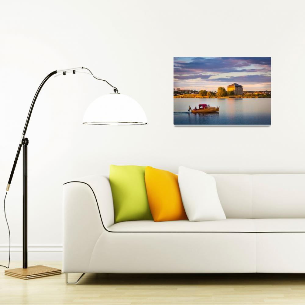 """Karlskrona Boat""  (2013) by Inge-Johnsson"