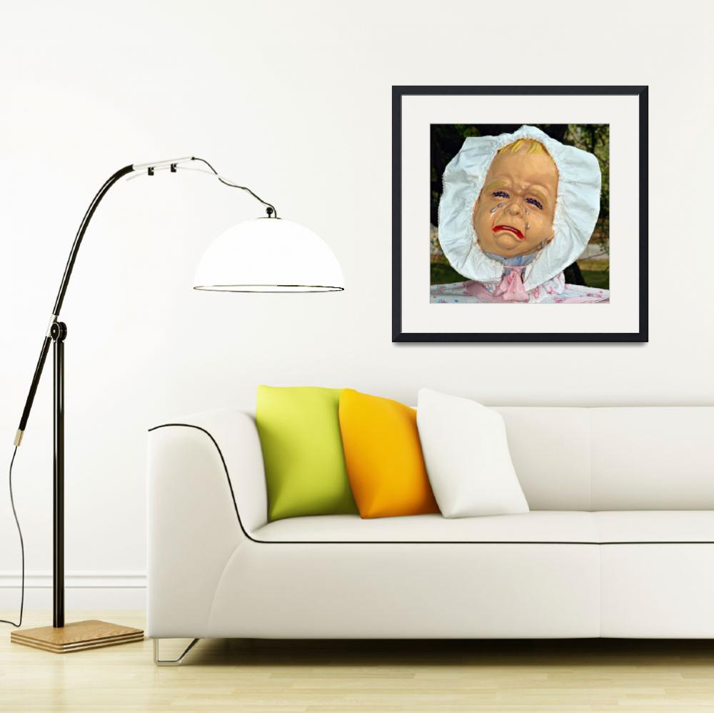 """""""Cry Baby&quot  (2010) by bavosiphotoart"""