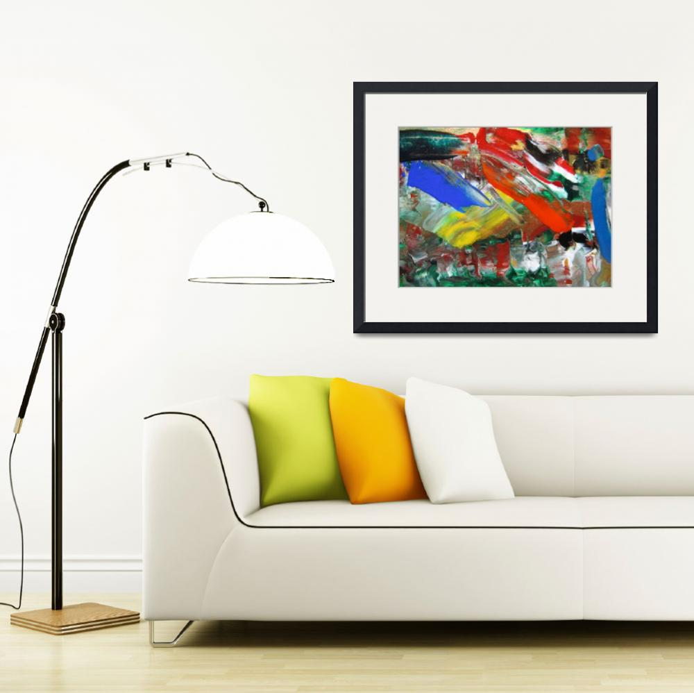 """""""Abstract Fine Art 1&quot  by abstractartstudio"""