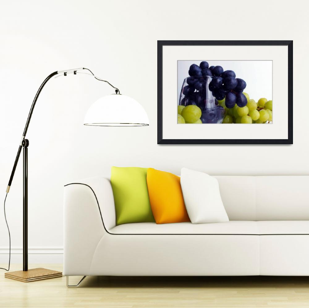 """""""Morning Grapes&quot  (2011) by Joe_Belmont"""