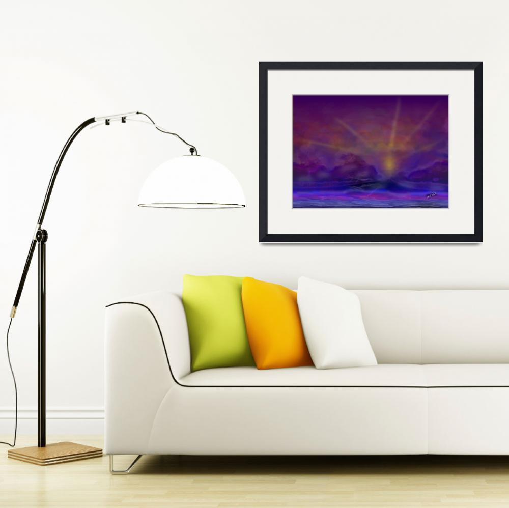 """""""Energy Background 368""""  (2013) by EnergyInfusedSourceArt"""