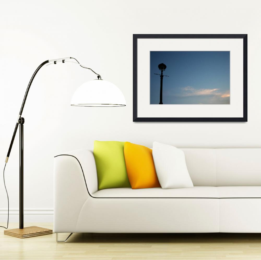 """""""Lamp Post on Greeland Dock&quot  by AndysPics"""