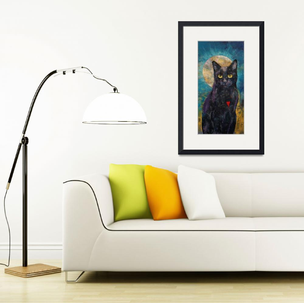 """""""Black Cat Lover&quot  by creese"""