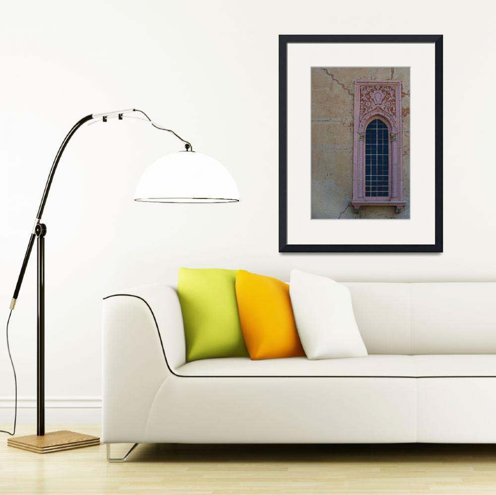"""""""Pink Window&quot  by cgldesign"""