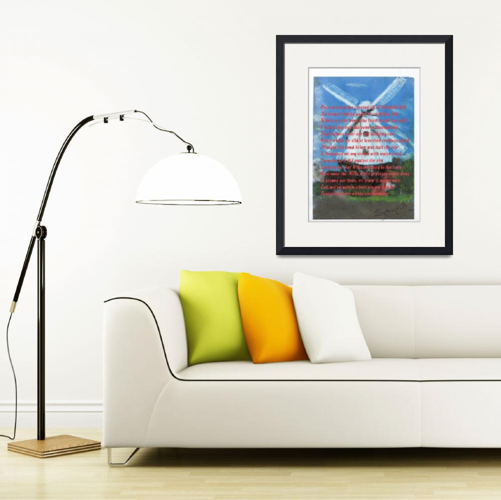 """""""On Windmill Hill&quot  (2009) by spearpiont"""