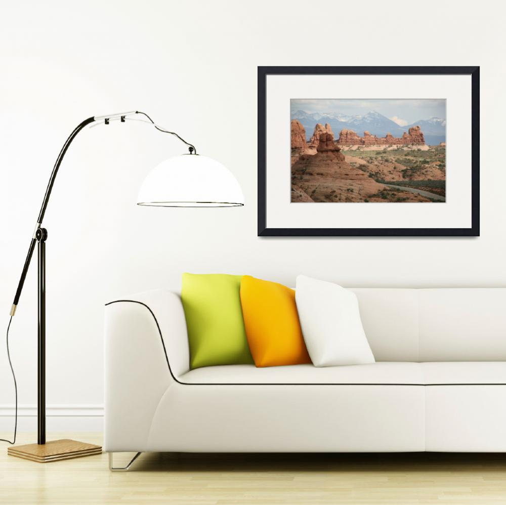 """""""Arches National Park 2&quot  by sandytravel"""