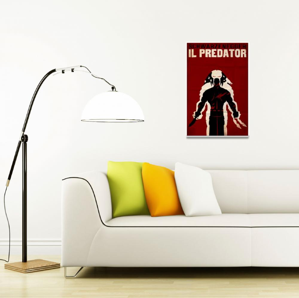 """PREDATOR (italian)&quot  (2009) by TravisPitts"
