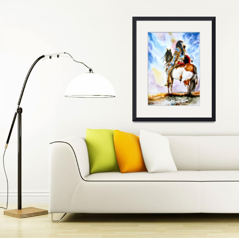 """""""Into The Promised Land&quot  (2008) by MightyFineArt"""