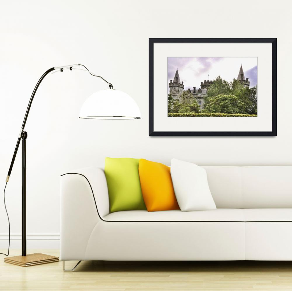 """Inverary Castle&quot  (2012) by PaulCoco"