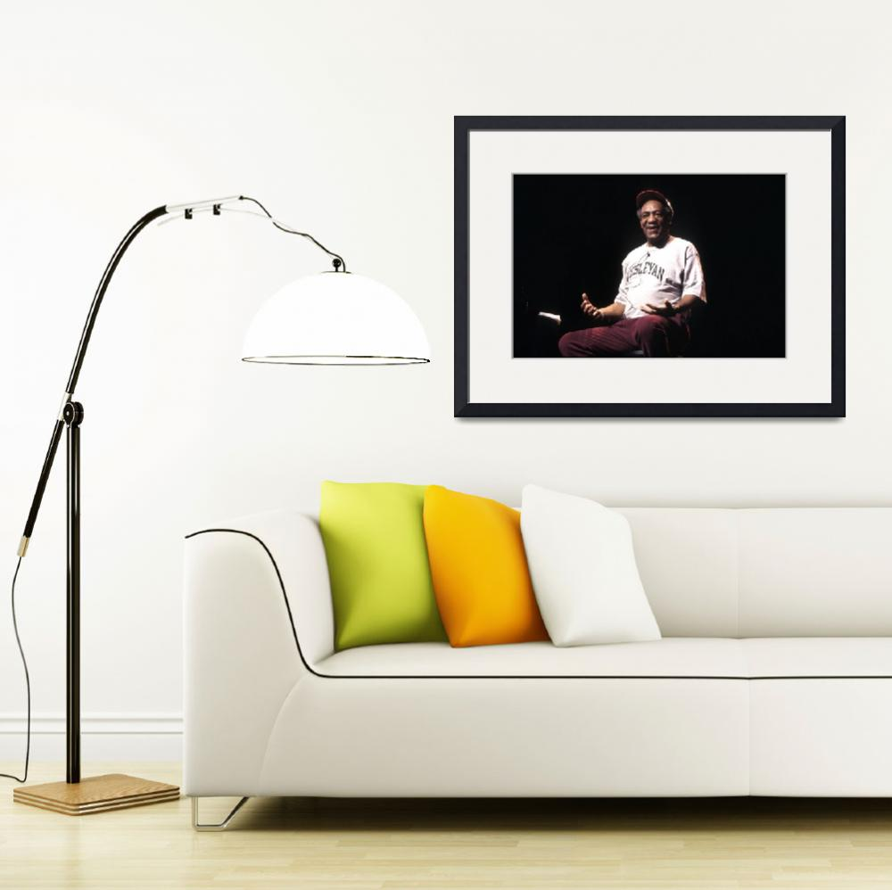 """""""Comedian Bill Cosby""""  by FrontRowPhotographs"""
