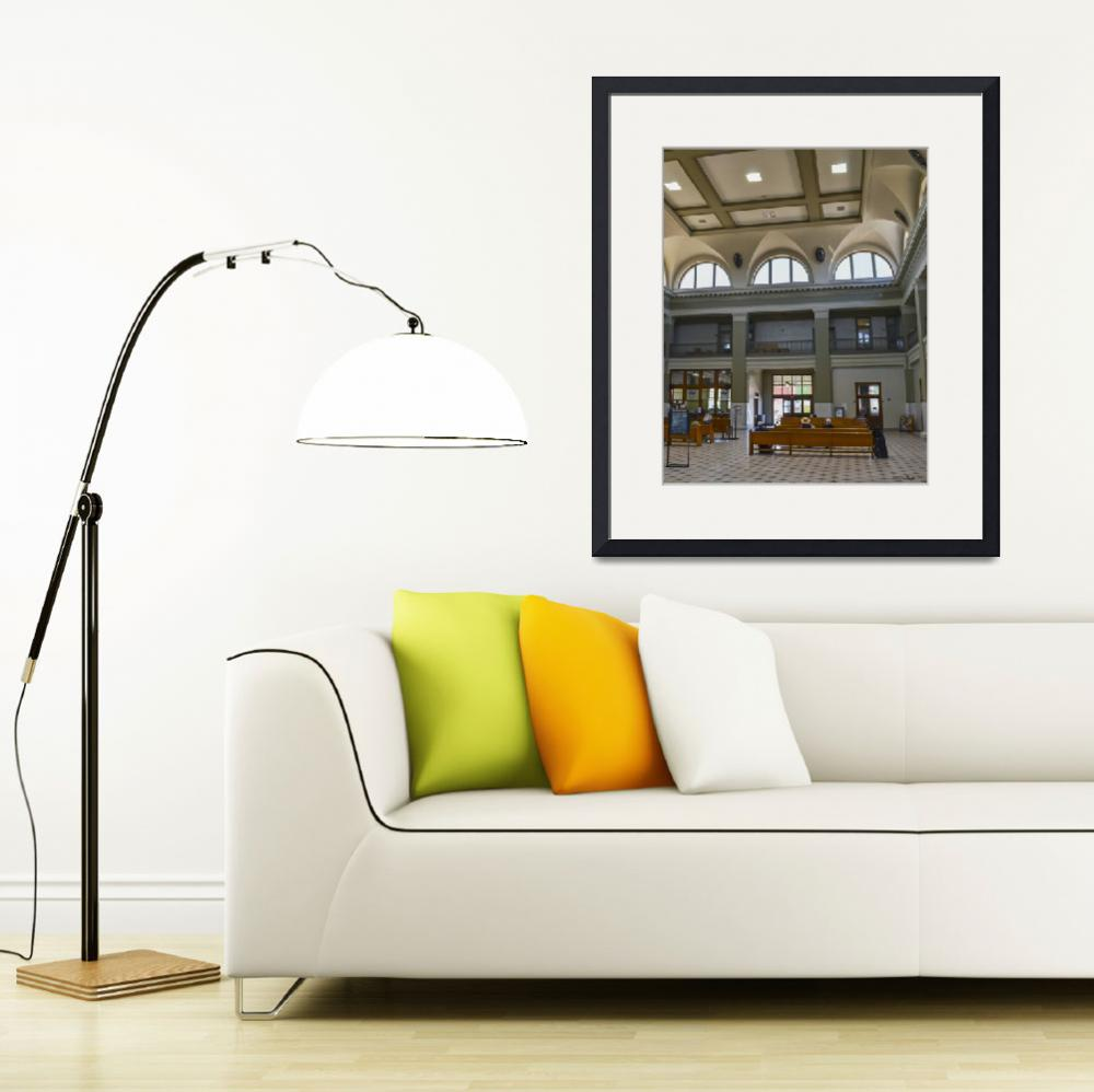 """""""Union Station - El Paso&quot  (2013) by awsheffield"""