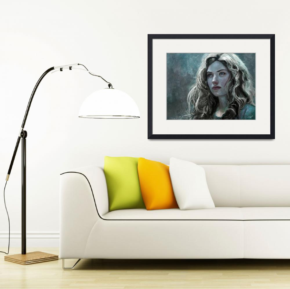"""The Witch&quot  (2014) by stevegoad"