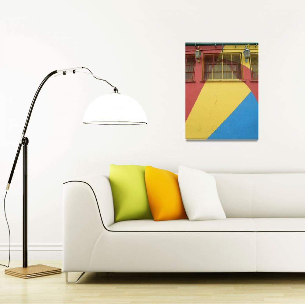 """""""Windows and colors&quot  (2011) by atipica"""