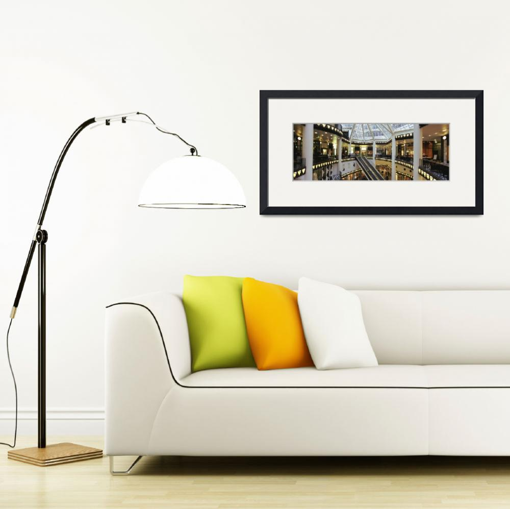 """""""Interiors of a pei pasage&quot  by Panoramic_Images"""